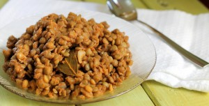 Easy Lentil Recipe: Simple Stewed Lentils