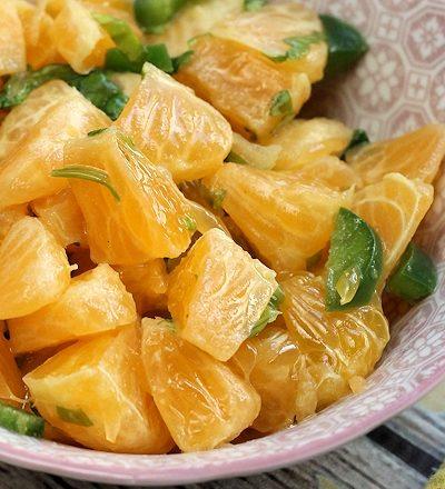 Mandarin Orange Salsa