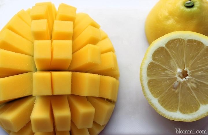 mango lemonade ingredients