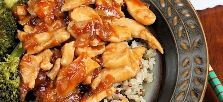 marmalade chicken recipe