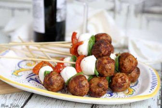 chicken meatball appetizers