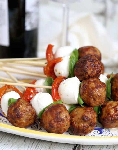 chicken meatball appetizers