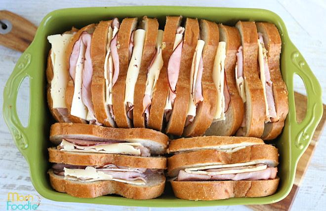 monte cristo bread stuffed