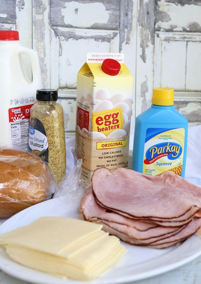 monte cristo sandwich bake ingredients