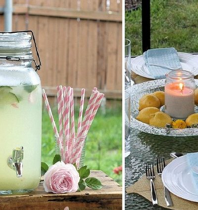 Tips for Successful Outdoor Entertaining