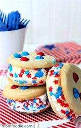 patriotic ice cream sandwich recipe