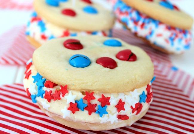 easy patriotic dessert