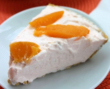 peach pie - easy recipe