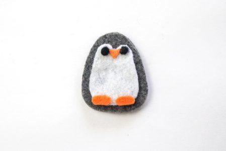 penguin feet