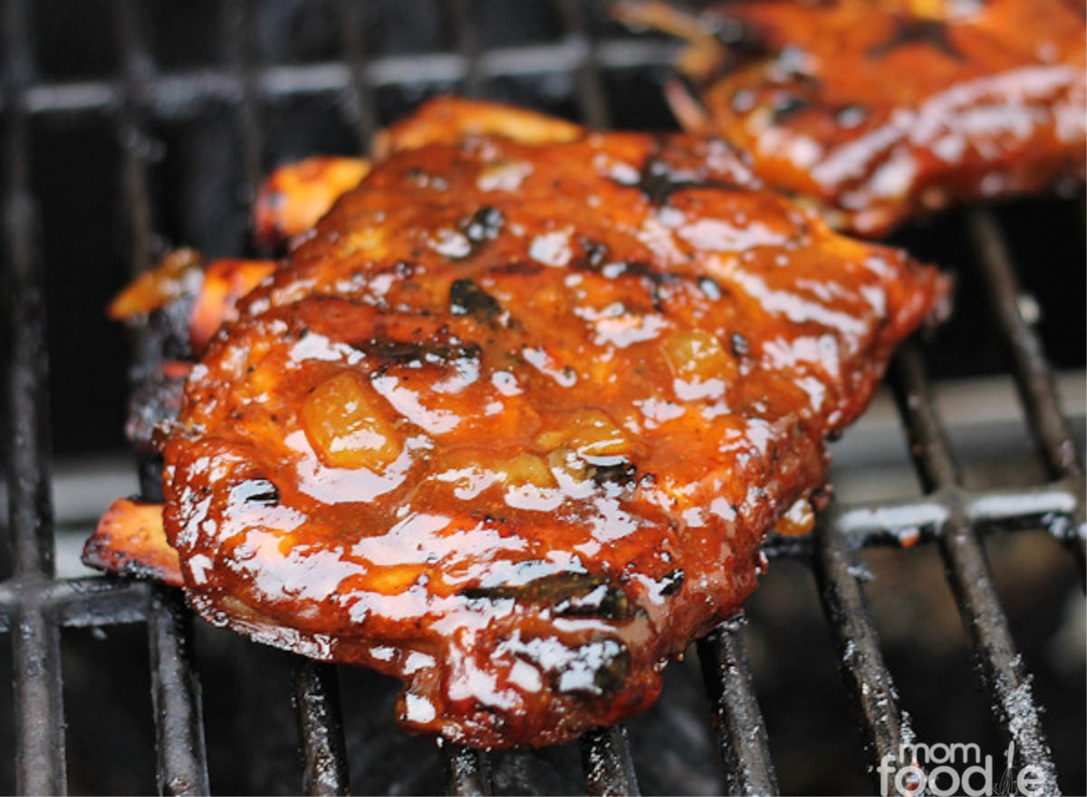 Pineapple Ribs