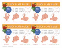 portion guide nutrition printable pdf