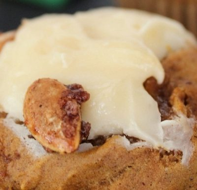 Copycat Starbucks Pumpkin Cream Cheese Muffins Recipe