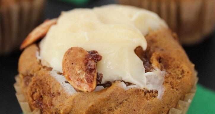 Copycat Starbucks Pumpkin Cream Cheese Muffins Recipe ...