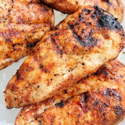 Easy Dry Rub for Chicken