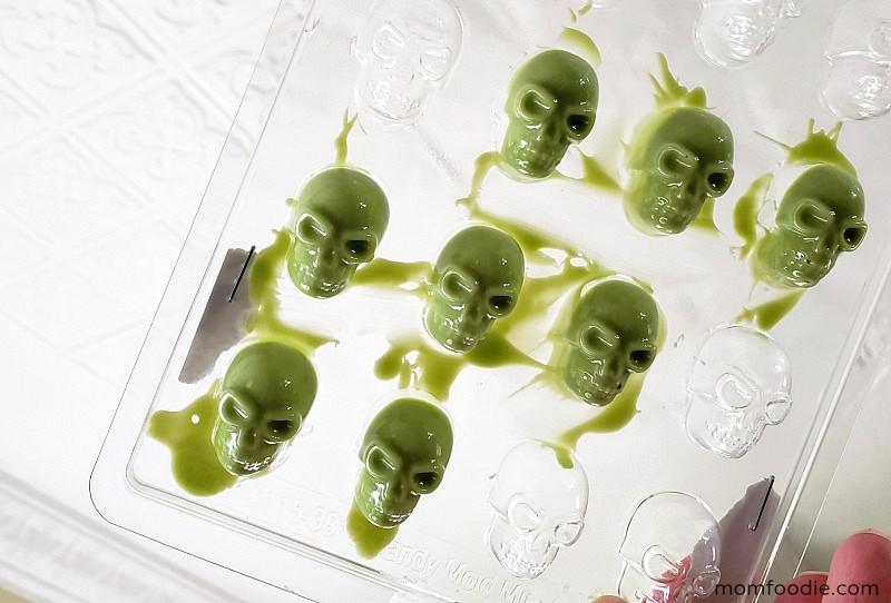 skull candy mold