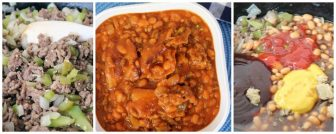 slow cooker beef and beans feature