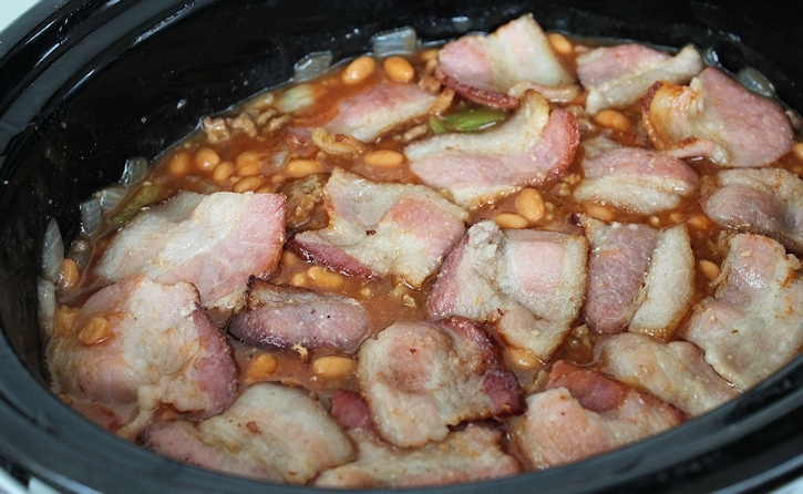 slow cooker beef and beans3