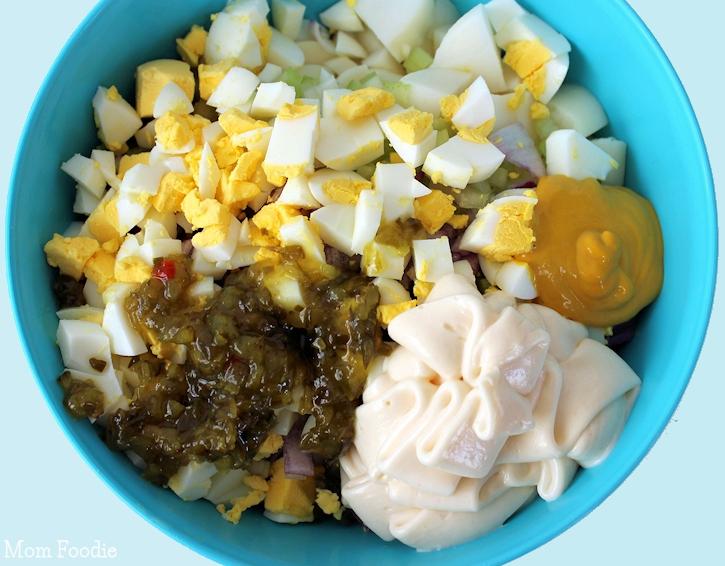 southern potato salad recipe  ingredients