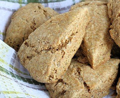 Spelt Flour Scones Recipe