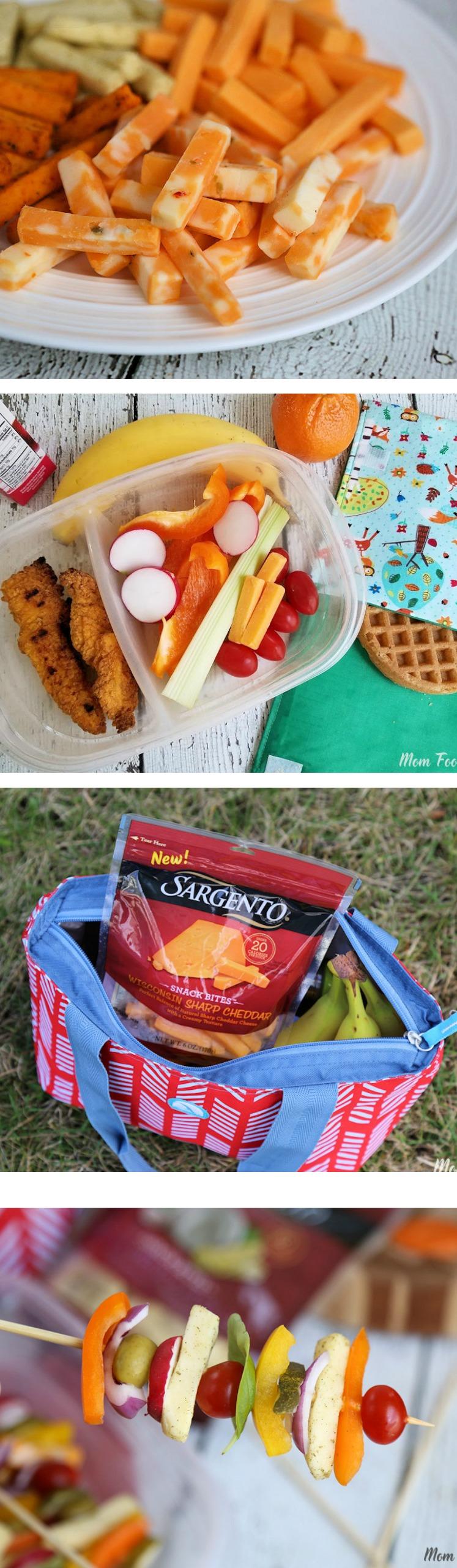 summer cheese snacks