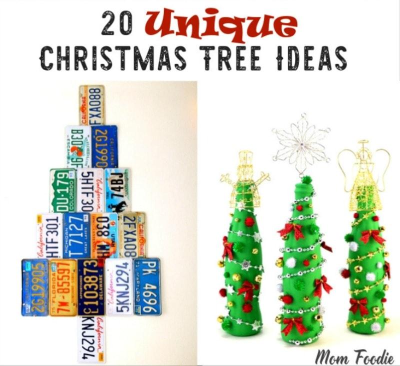 Mom foodie blommi mom food blog healthy lifestyle 2016 - Cool christmas tree ideas ...
