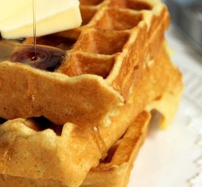 Buttermilk Waffles & Service Worth Remembering