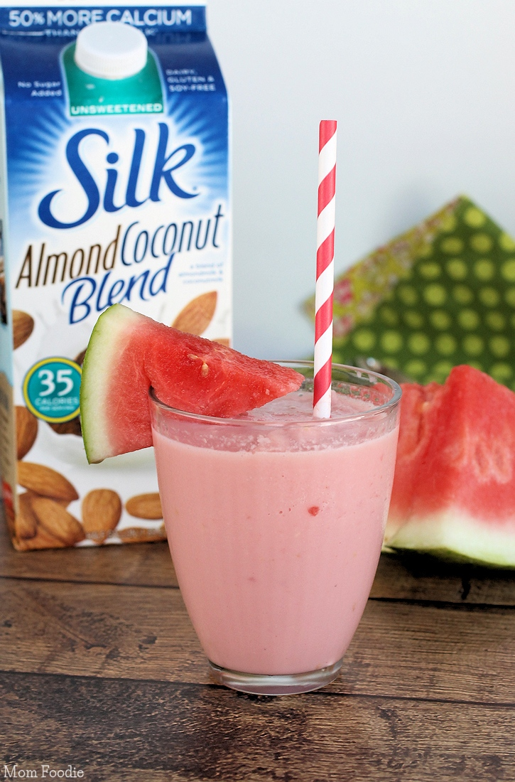 watermelon milkshake recipe