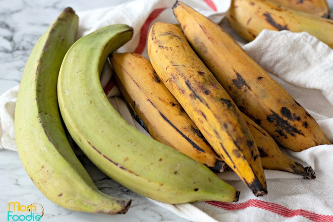 when are plantains ripe enough to fry