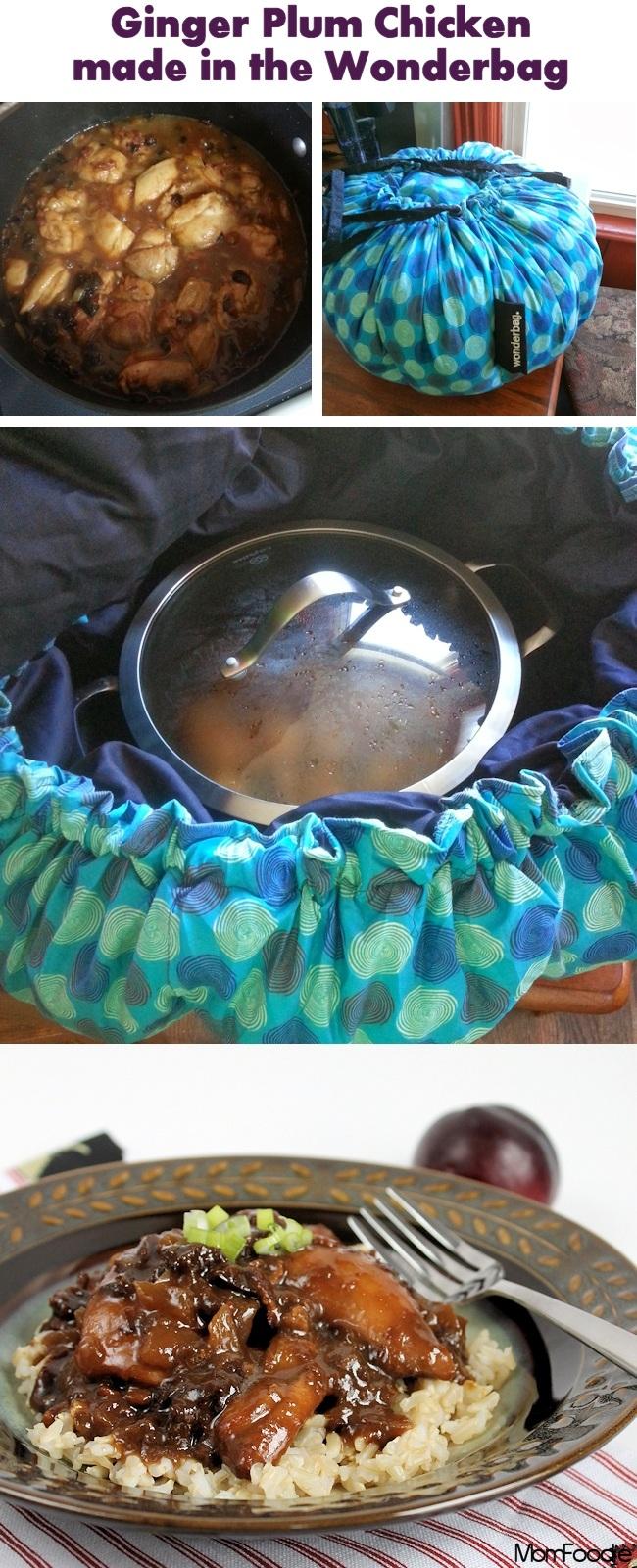 Cooking chicken in a wonderbag